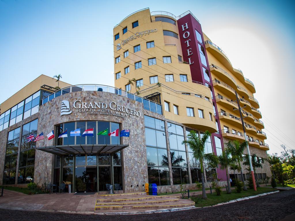 GRAND CRUCERO Hotel Frente