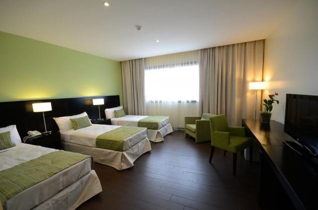 GRAND CRUCERO Hotel Habitaciones