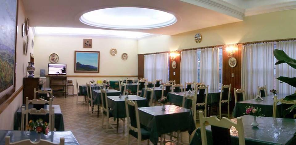 HOTEL NOR TOMARZA Comedor