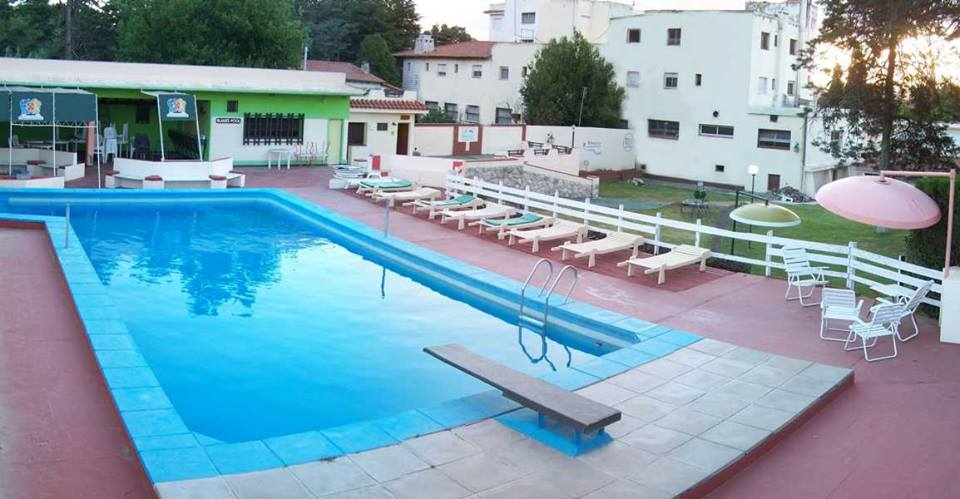 HOTEL NOR TOMARZA Piscina